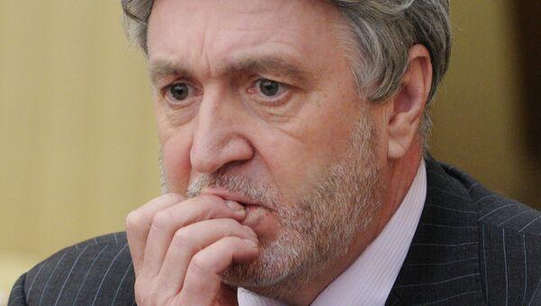 Член комитета Государственной Думы РФ Валерий Зубов
