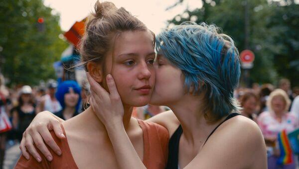 Кадр из фильма Жизнь Адель