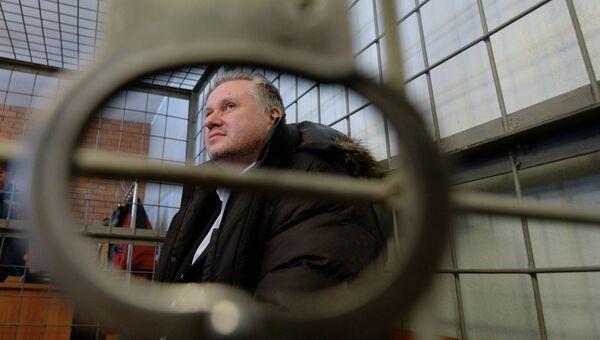 Бывший заместитель губернатора Челябинской области Андрей Третьяков. Архивное фото