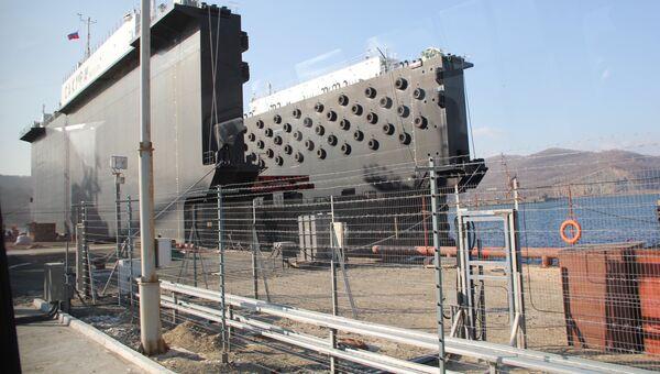 Центр по переработке радиоактивных отходов. Архивное фото