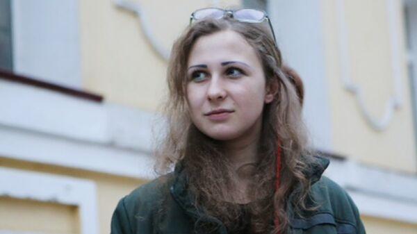 Участница группы Pussy Riot Мария Алехина освобождена из колонии