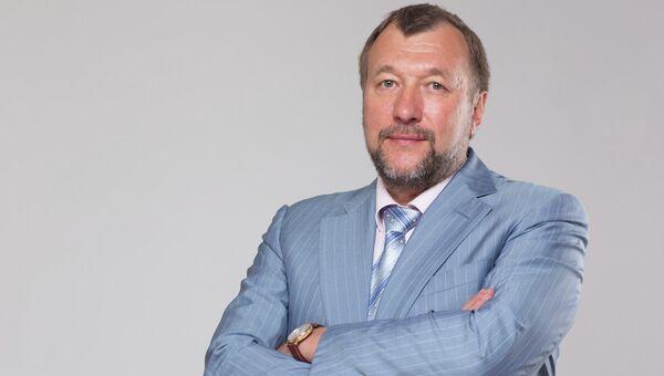Генеральный директор ЗАО Сбербанк Лизинг Дмитрий Ерошок