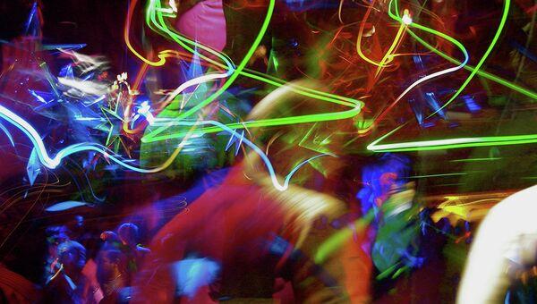 Новогодняя вечеринка. Архивное фото