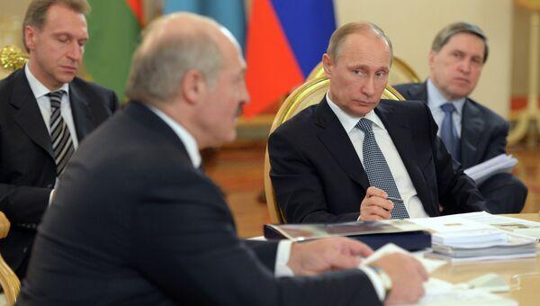 Заседание Высшего Евразийского экономического совета 24 декабря 2013 года