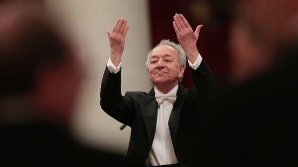 Открытие сезона в Петербургской филармонии им.Д.Шостаковича. Архивное фото
