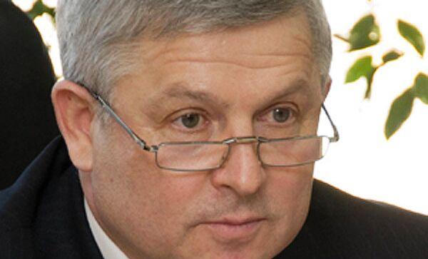 Руководитель ЦИК партии ЕДИНАЯ РОССИЯ Виктор Кидяев