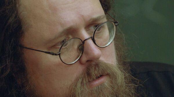 Протодиакон Андрей Кураев, архивное фото
