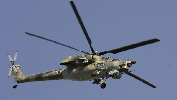 Боевой вертолет нового поколения Ми-28Н