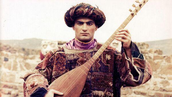Кадр из фильма Ашик-Кериб