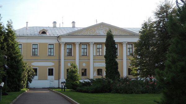 Музей Рерихов. Архивное фото