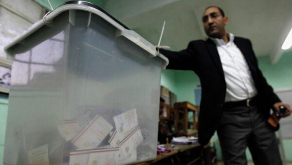 Референдум в Египте. Фото с места событий