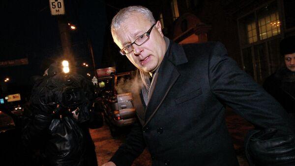 Бизнесмен Александр Лебедев. Архивное фото