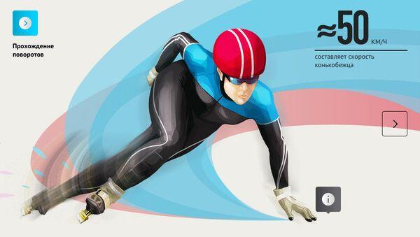 Зимние виды спорта / Конькобежный спорт и шорт-трек