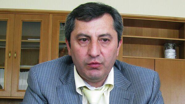 Задержан вице-премьер Дагестана Магомедгусен Насрутдинов
