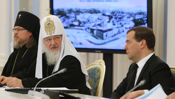 Заседание Общественно-попечительского совета Афонского Свято-Пантелеимонова монастыря