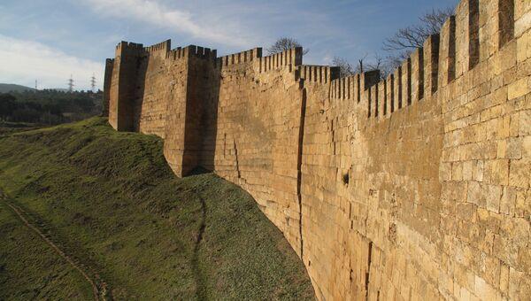 Солнечная крепость. Архивное фото