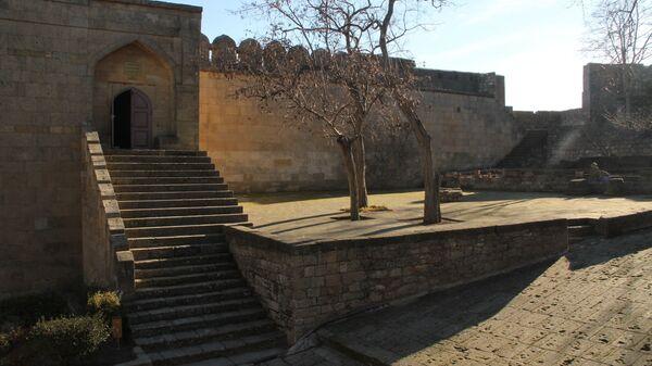 Крепость Нарын-кала в Дербенте