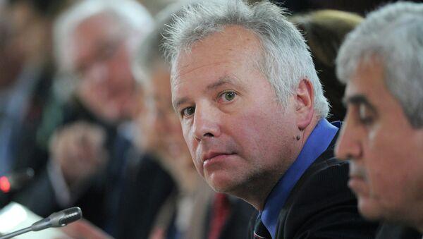 Директор программы Россия-Евразия Немецкого совета по международным отношениям Александр Рар .
