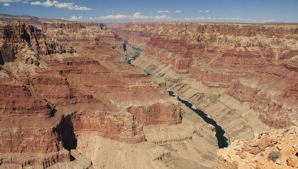 """Эта часть """"великого каньона"""" оказалась в 10 раз моложе, чем считали геологи"""