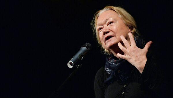 Актриса Людмила Полякова, архивное фото