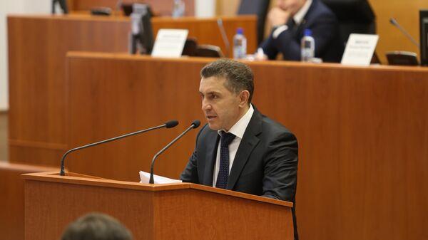 Министр транспорта и автомобильных дорог Самарской области Иван Пивкин