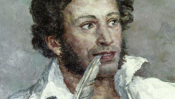 Картина Александр Сергеевич Пушкин Петра Кончаловского