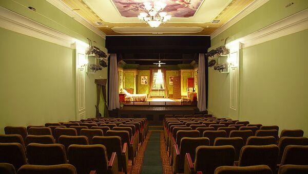 Зал театра У Моста. Архивное фото