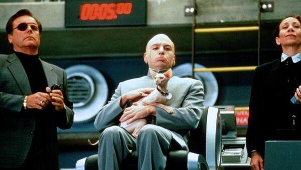 Доктор Зло из фильма Остин Пауэрс: Международный человек-загадка