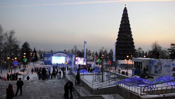 Life Sites Sochi в Красноярске. Фото с места событий