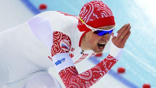 Денис Юсков (Россия). Архивное фото