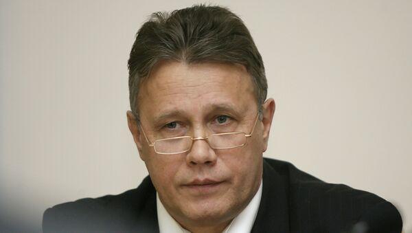 Генеральный директор научного центра вирусологии и биотехнологии Вектор Александр Сергеев