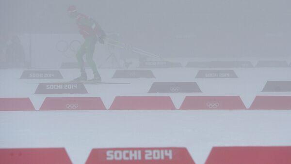 Олимпиада 2014. Биатлон. Мужчины. Масс-старт