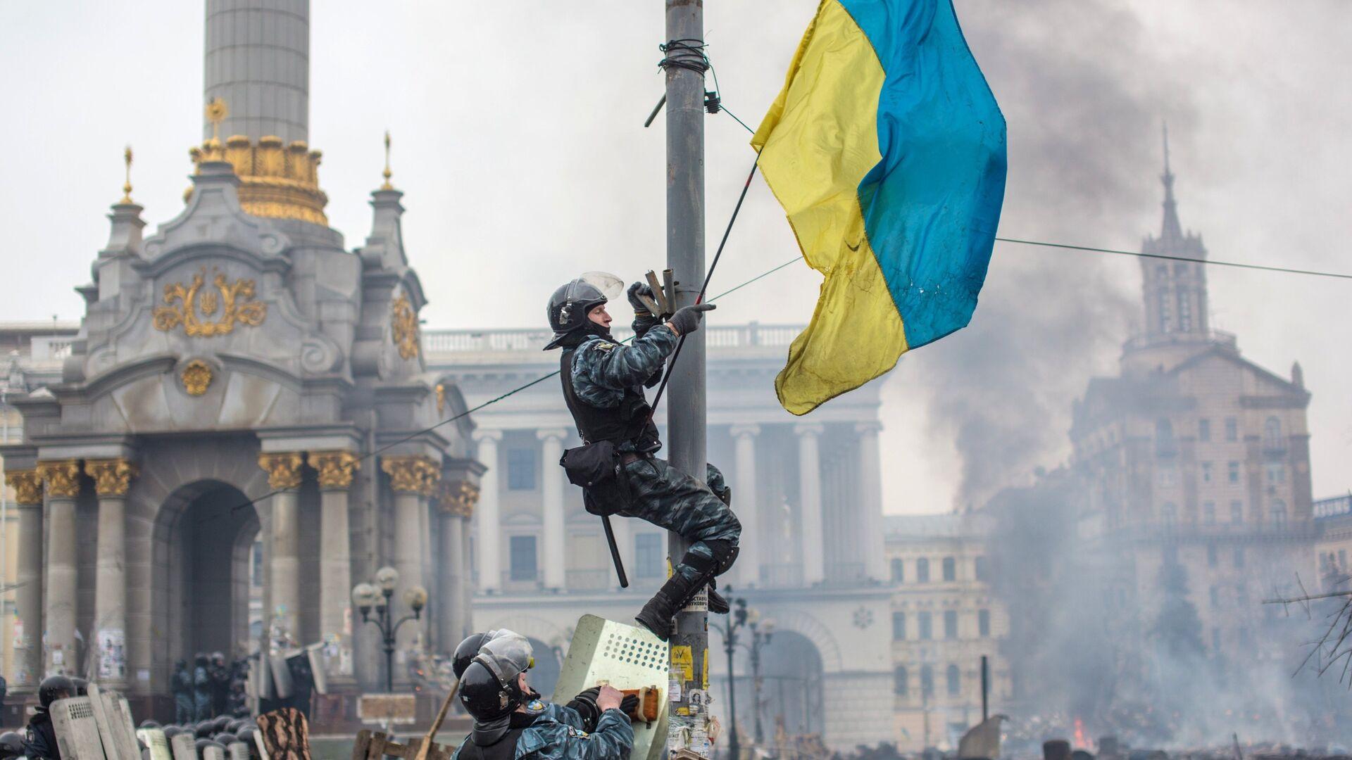 Ситуация в Киеве - РИА Новости, 1920, 29.11.2020