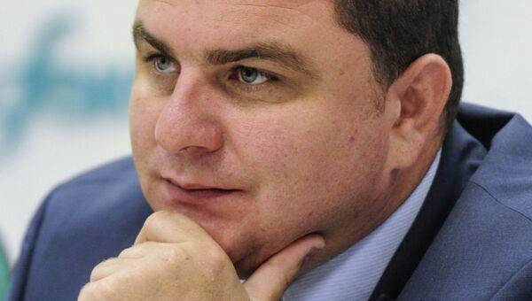Депутат Государственной Думы РФ от фракции КПРФ Вадим Потомский, архивное фото