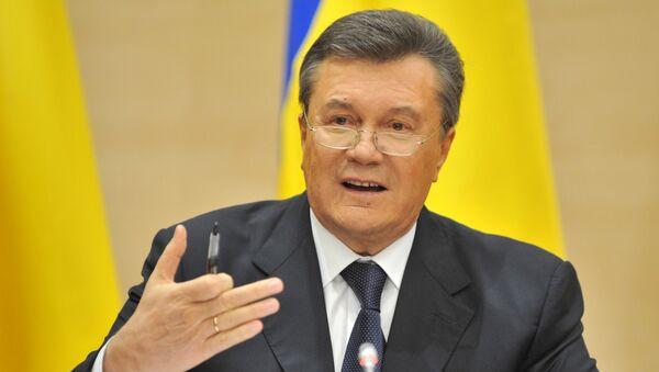 Пресс-конференция Виктора Януковича в Ростове-на-Дону