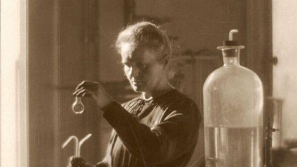 Польский учёный-экспериментатор, педагог, общественный деятель Мари Кюри