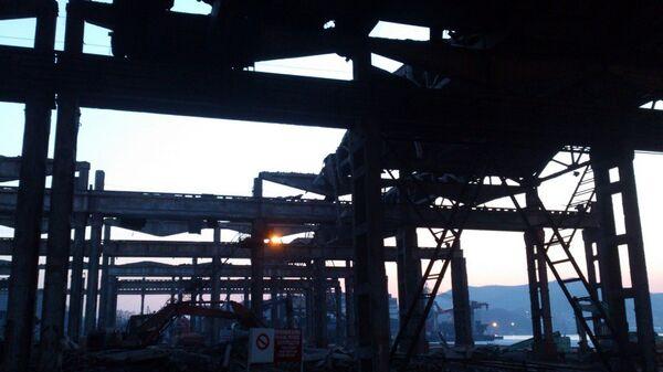 Морской торговый порт в Находке. Архивное фото