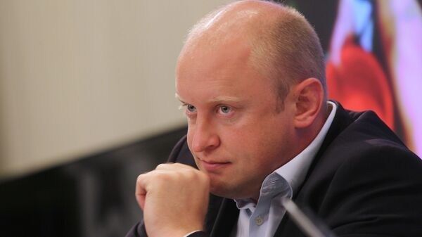 Руководитель Федерального агентства по делам молодежи Сергей Белоконев, архивное фото