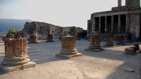 Помпеи. Архивное фото