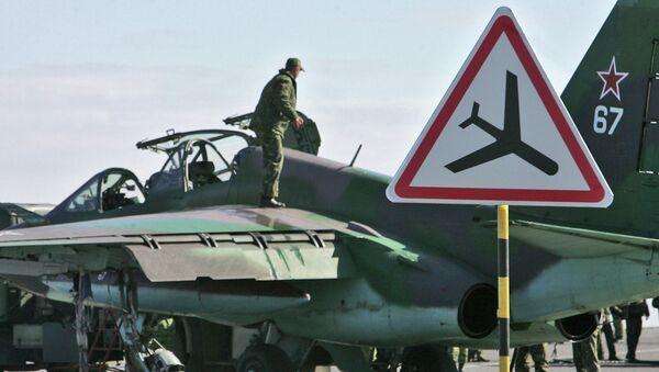 Учения военно-воздушных сил Белоруссии. Архивное фото