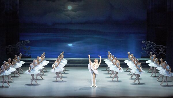 Историческая постановка Лебединого озера возобновлена в Вене. Фото с места событий