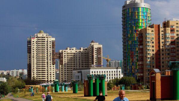 Новостройки, дома, Москва