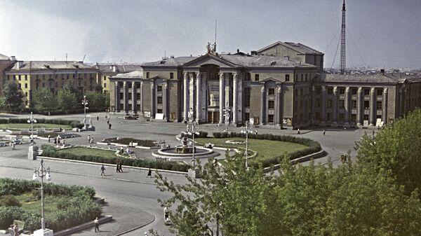 Дворец культуры имени Я. М. Свердлова