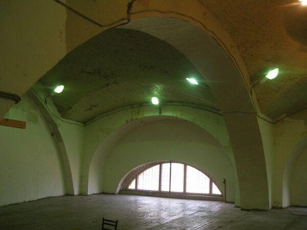 Выявленый объект культурного наследия - Круговое Депо Москвы