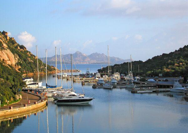 На острове Сардиния