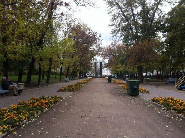 Сретенский бульвар 1