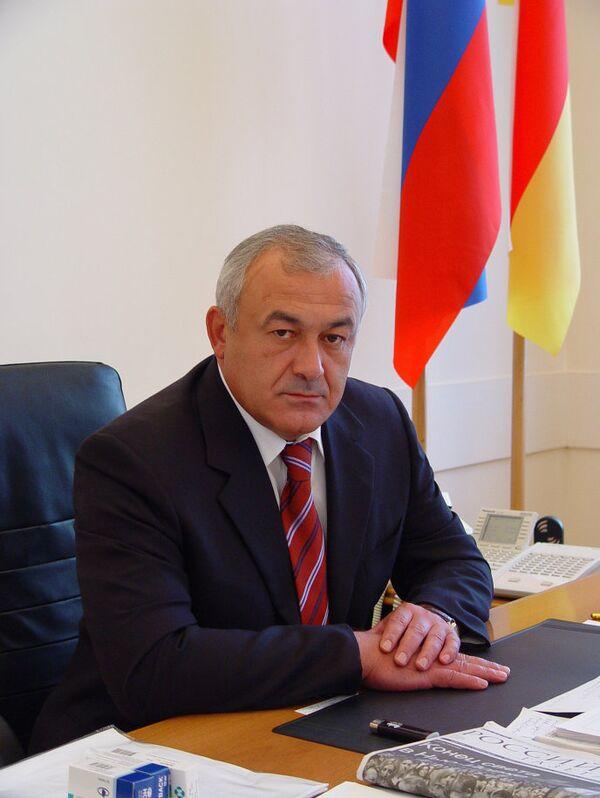 Глава республики Северная Осетия Таймураз Мамсуров