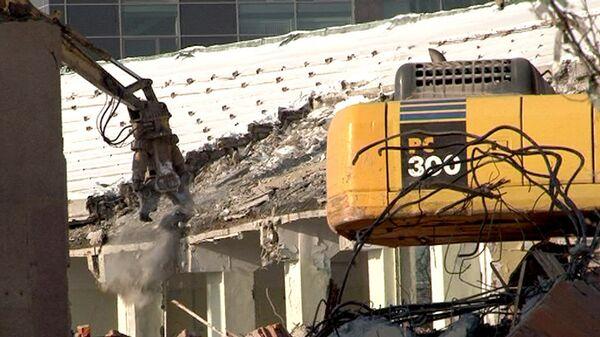 Архнадзор требует завести уголовное дело за снос стадиона Динамо