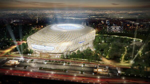 ВТБ Арена - Центральный стадион Динамо