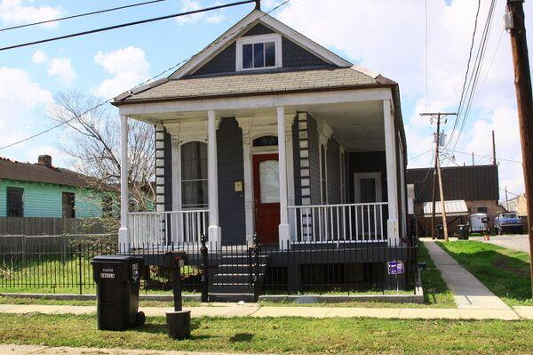 Новый Орлеан через пять лет после урагана Катрина